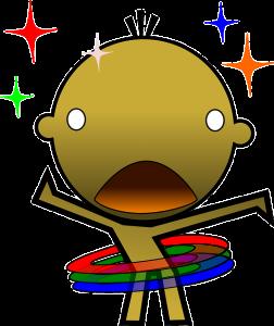 Danging Guy Cartoon Party - Image: Public Domain, Pixabay