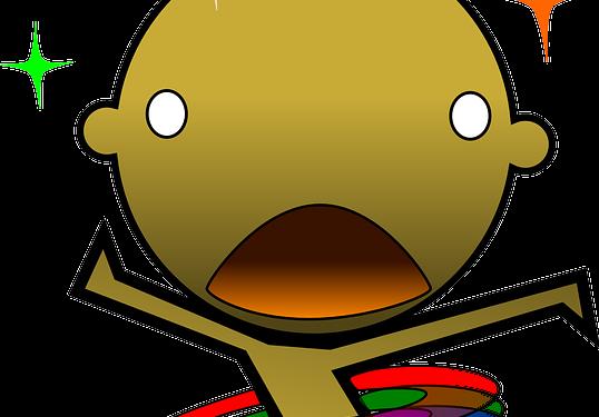 Dancing Guy Cartoon Party Confused Crazy - Image: Public Domain, Pixabay