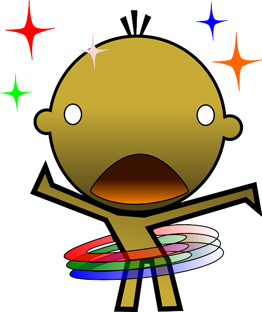 Dancing Guy Cartoon Party Confused Crazy - Image: Public Domain, Pixabay