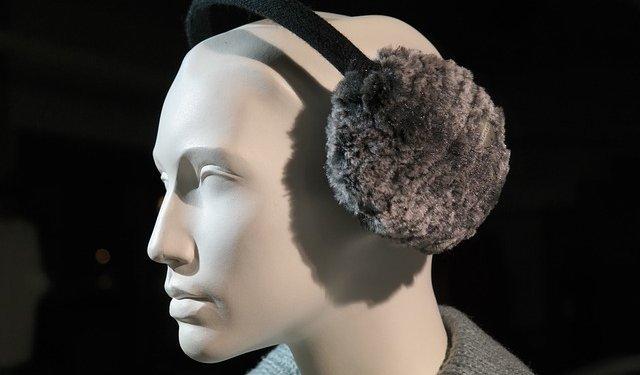 Head Dummy Earmuff - Image: Public Domain, Pixabay