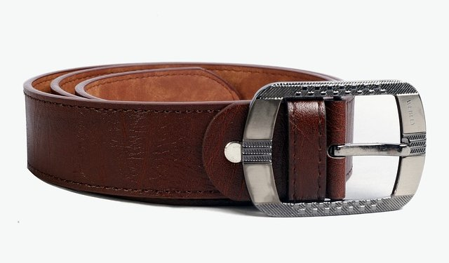 Leather Belt - Image: Public Domain, Pixabay