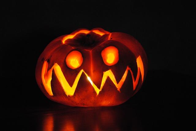 Pumpkin Jack-O-Lantern Halloween - Image: Public Domain, Pixabay