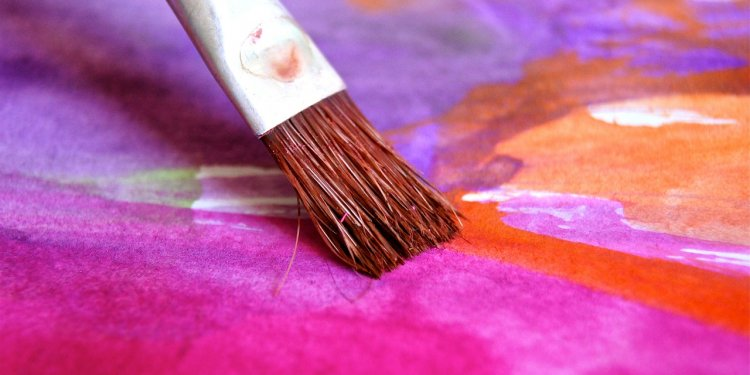 Paint And Brush - Image: Public Domain, Pixabay
