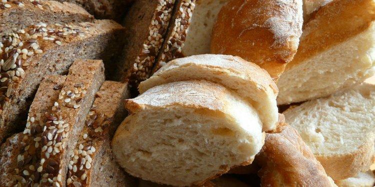 Bread Food - Image: Public Domain, Pixabay