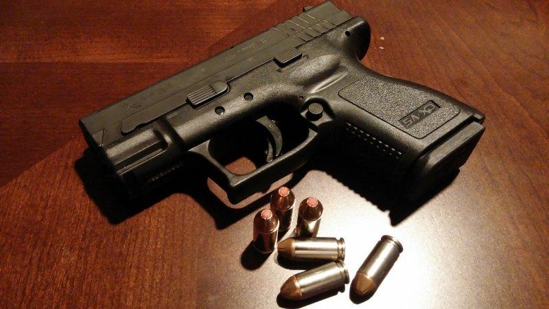 Gun Weapon Bullets - Image: Public domain, Pixabay