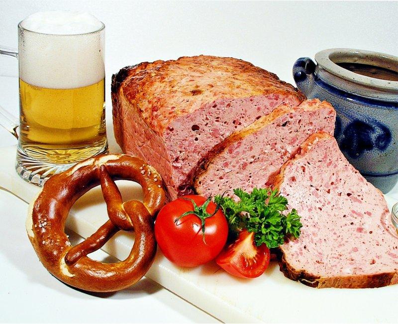 Liver Beer Pretzel Food - Image: Public Domain, Pixabay