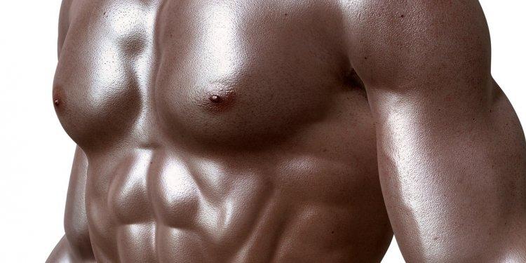 Man Body Chest Muscle - Image: Public Domain, Pixabay