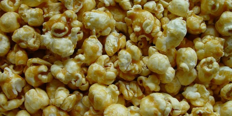 Toffee Popcorn Food - Image: Public Domain, Pixabay
