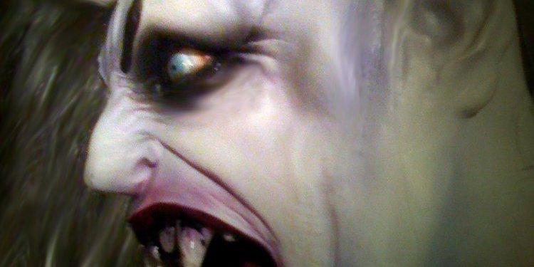 Vampire Demon Monster - Image: Public Domain, Pixabay