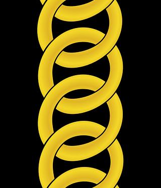 Chain Link - Image: Public Domain, Pixabay