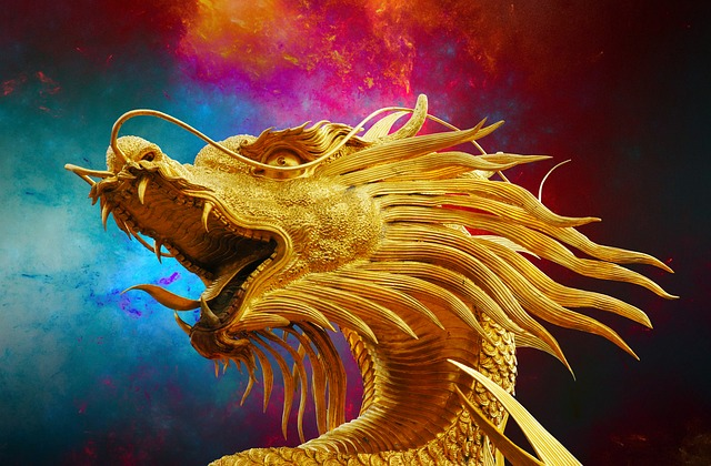 Dragon Fantasy Creature - Image: Public Domain, Pixabay