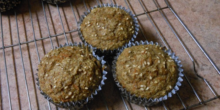 Oat Breakfast Muffins