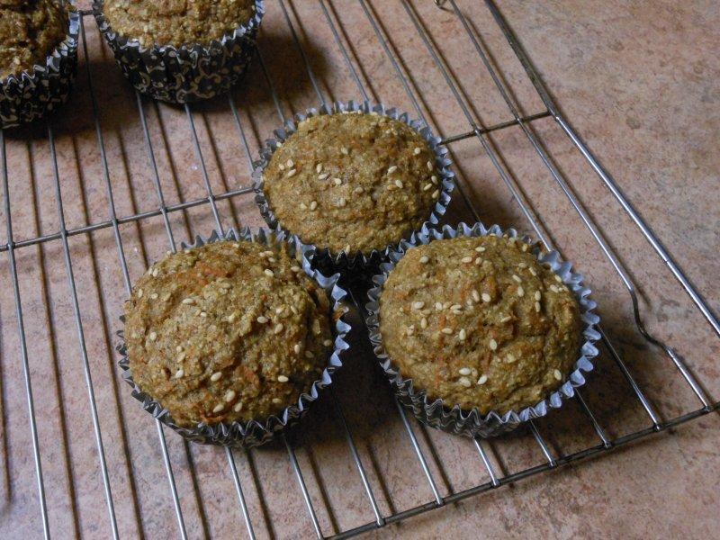 Oat Breakfast Muffins