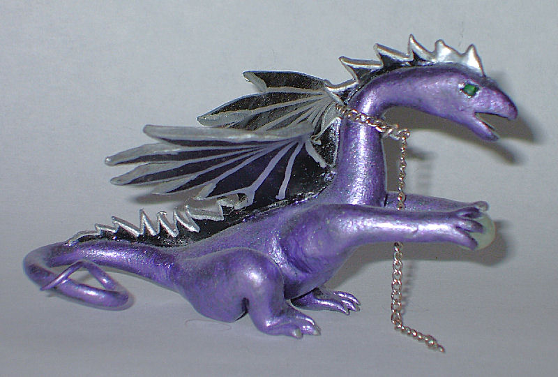 Purple Dragon -  - © Briana Blair