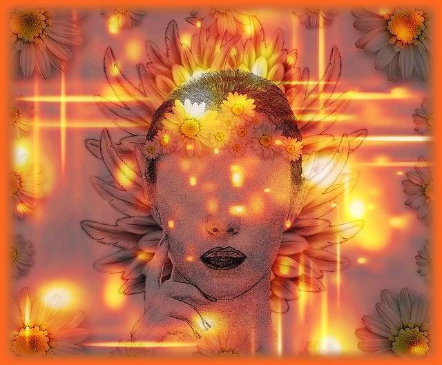 Random Inspiration Muse Woman Fantasy - Image: Public Domain, Pixabay