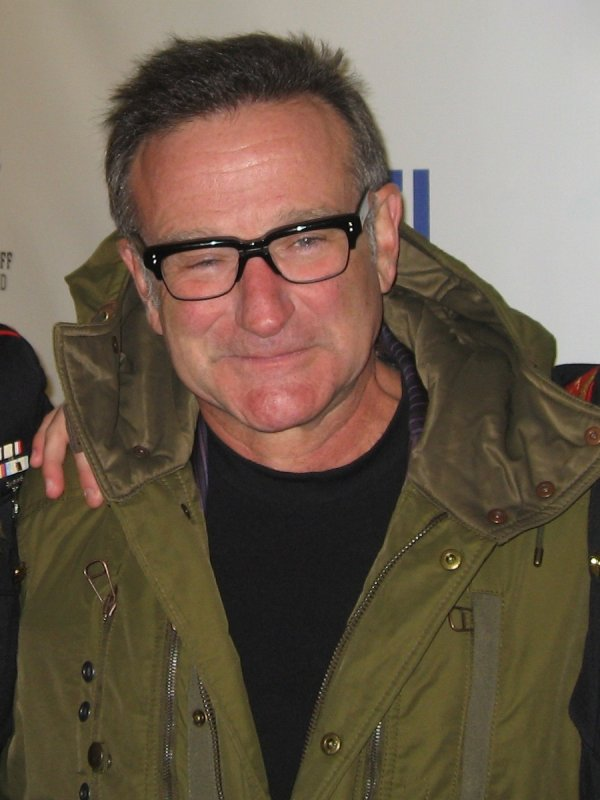 Robin Williams Man Actor Funny - Image: Public Domain, Wikimedia Commons