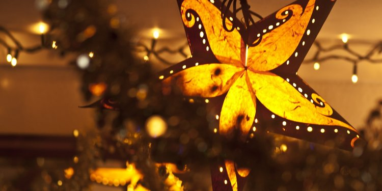 Yule Christmas Holiday Decoration Star Butterfly Fairy - Image: Public Domain, Pixabay