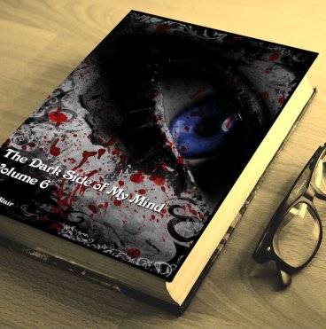 The Dark Side of My Mind – Volume 6 By Briana Blair – Poetry 2