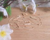 Rat Snake Head Rib Bones Skeleton Spine Crafting Spirituality Spells