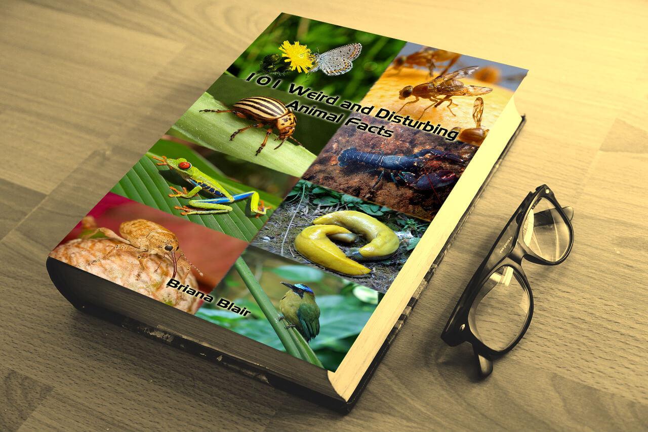 101 Weird and Disturbing Animal Facts by Briana Blair - Nature Ebook