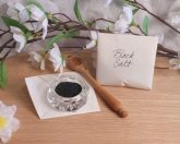 Handcrafted Black Salt Packets for Rituals, Spell Protection Magic Witchcraft