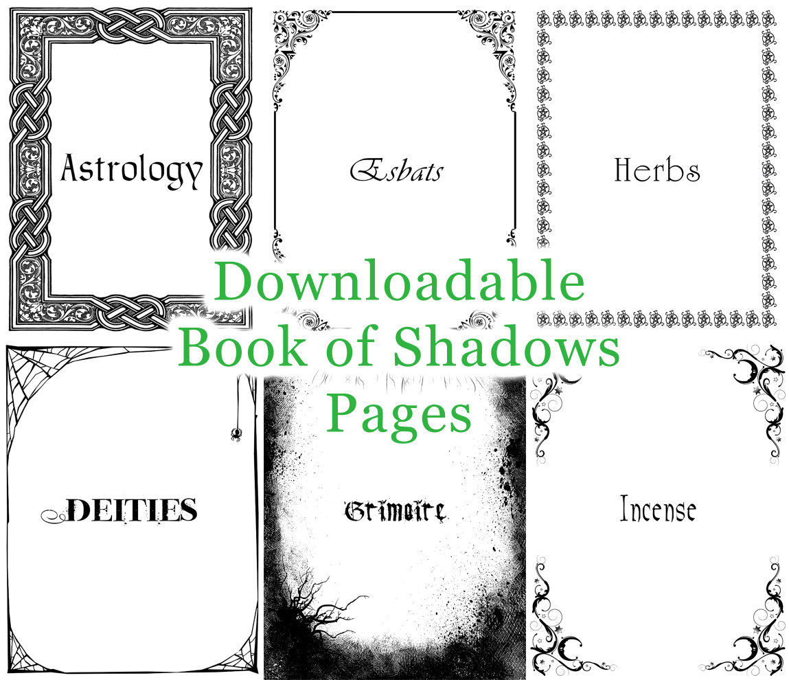 photograph regarding Printable Book of Shadows named Ebook Of Shadows Web pages In the direction of Print Quotations of the Working day