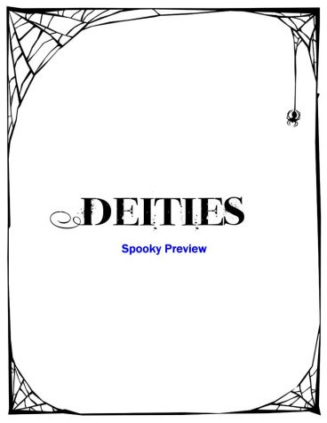 Spooky Printable Book of Shadows BOS Divider Pages and Stationery
