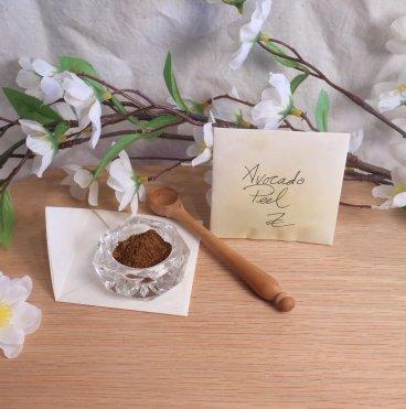 Avocado peel herb spells ritual pagan wiccan magic