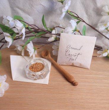 carrot herb plant ritual spells magic pagan wiccan