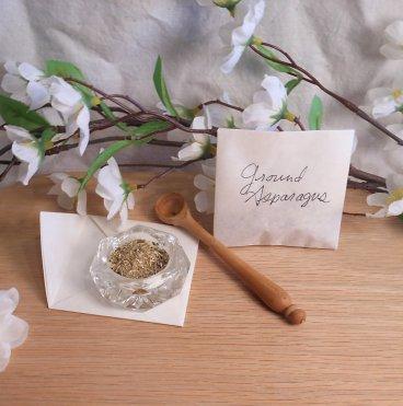 dried asparagus herb plant ritual magic pagan wiccan spells