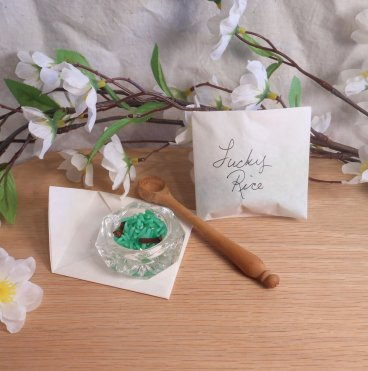 Lucky Rice Mix Herb Mix for Spells Rituals