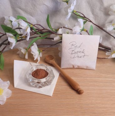 red brick dust natural herb spells ritual pagan wiccan magic