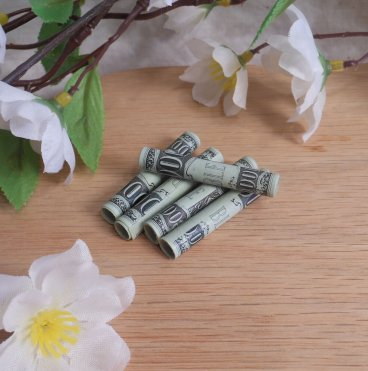 Wealth and Prosperity Beads 50k Green Elements for Spells Rituals