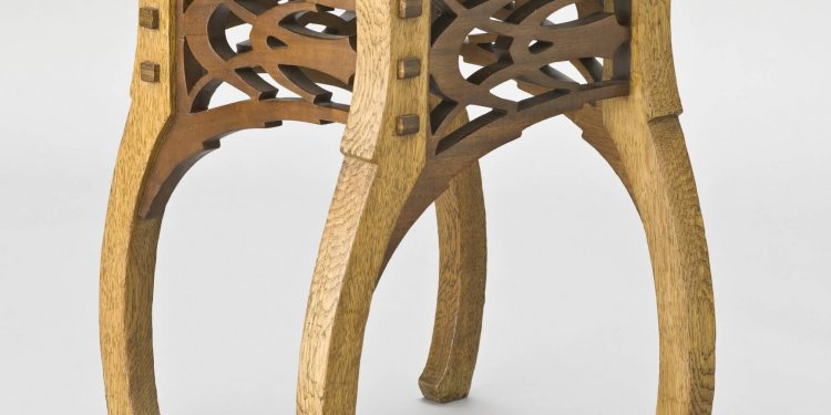 Stool seat table wood furniture
