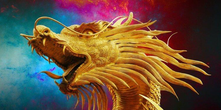 dragon creature myth legend serpent