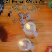 101 Frugal Witch Tips